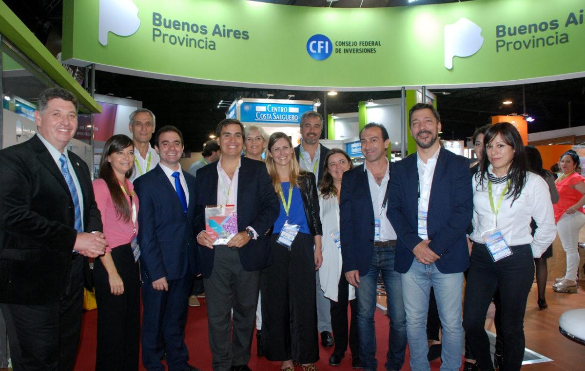 La Costa fue parte de la 15ª edición de la Expo Eventos