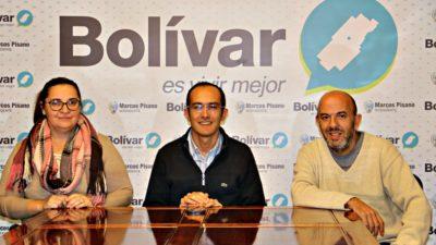 Bolívar fue el primer municipio de la provincia en adelantar el aguinaldo
