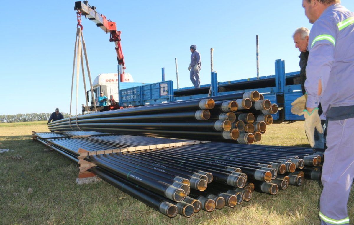 Pisano gestionó en BAGSA el gas para las localidades de Pirovano y Urdampilleta