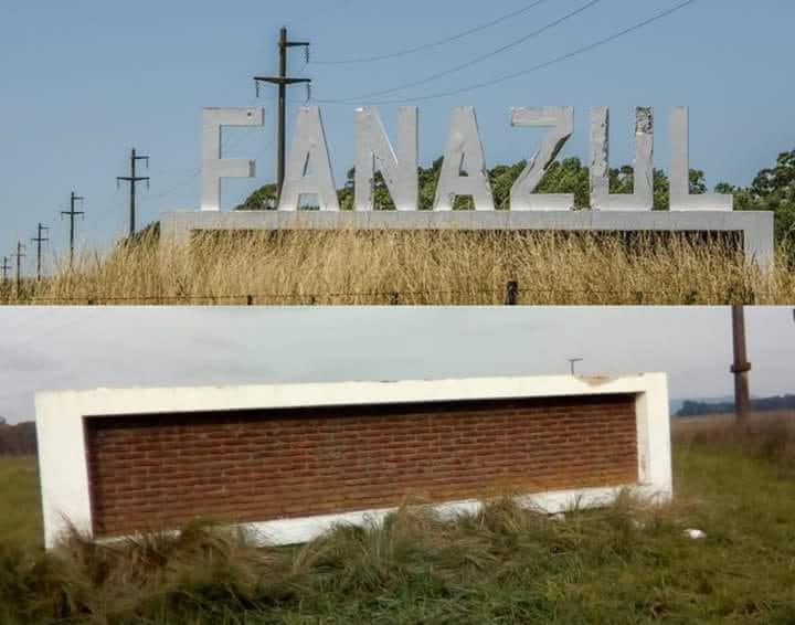 Fanazul antes y después 1