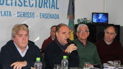 """Miguel Díaz: """"La gobernadora dice que estamos por arriba de la inflación, esperemos que el Papa la encuadre"""""""