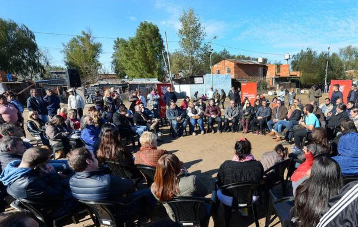 Tigre realizó el primer foro de asentamientos y barrios populares