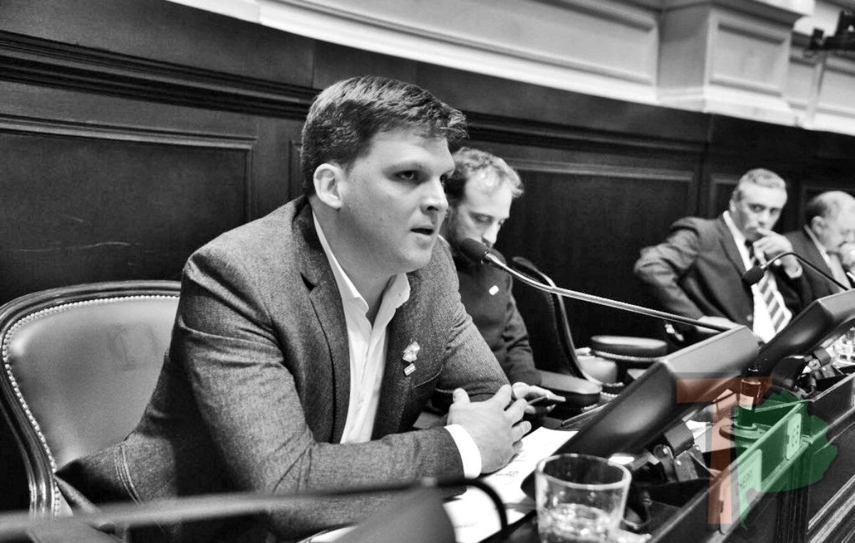 """Juan Manuel Cheppi: """"Mar del plata está sufriendo una crisis muy profunda, producto de una falta de proyecto de ciudad"""""""