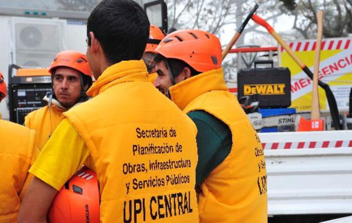 Gral Rodríguez / Kubar presentó la Unidad de Pronta Intervención para casos de emergencias climáticas